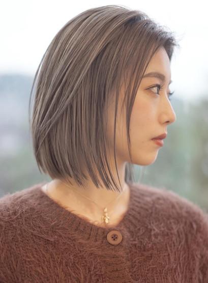 透明感☆ストレートボブ(髪型ボブ)