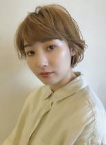 30代40代の大人可愛いショートボブ☆(髪型ショートヘア)