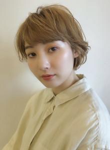 30代40代の大人可愛いショートボブ☆(ビューティーナビ)