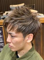 メンズショート(髪型メンズ)