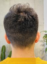 メンズショートヘアー(髪型メンズ)