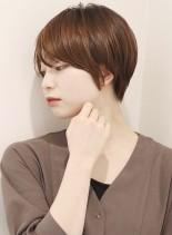 30代からの大人女性に人気ショートカット(髪型ショートヘア)