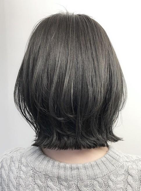 【ぺたんこ髪解消・ふわっとボブ】(ビューティーナビ)