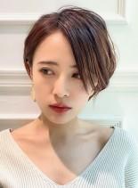 辺見えみりさん風大人美人ショート☆(髪型ショートヘア)