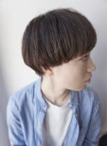 30代40代大人のためのマッシュショート(髪型ショートヘア)
