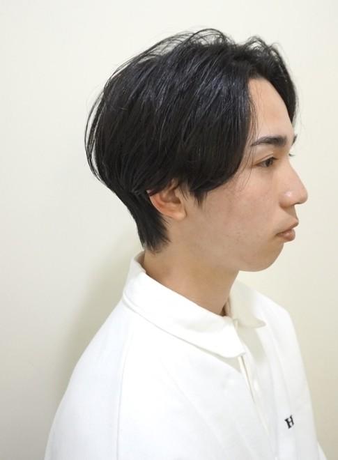 スリークショート×黒髪(ビューティーナビ)