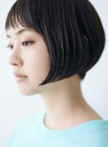 大人気のオリジナルショートボブヘア(髪型ショートヘア)