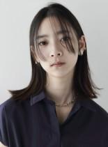 大人ミディアム(髪型ミディアム)