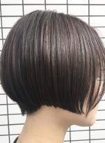 髪質改善つや髪ボブ