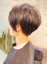 お手入れ簡単ショート(髪型ショートヘア)