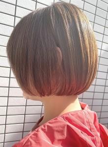 人気ランキング髪質改善ショートボブ(ビューティーナビ)
