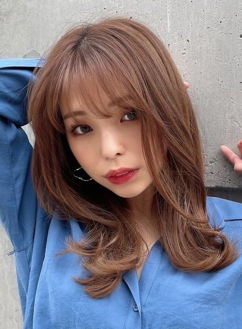 【30代大人女性へ・ミディアムレイヤー】(ビューティーナビ)