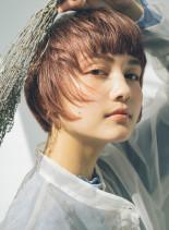 レイヤリングショート(髪型ショートヘア)