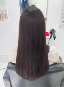 髪質改善・超音波縮毛矯正