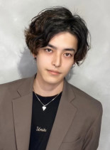 【毎朝ラクラク】ニュアンスパーマ(髪型メンズ)