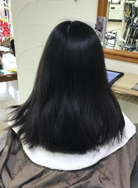ユニコーン裾カラー(ビューティーナビ)