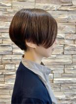 オトナショート30代40代ショート(髪型ショートヘア)