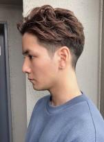 ナチュラルメンズヘアスタイル