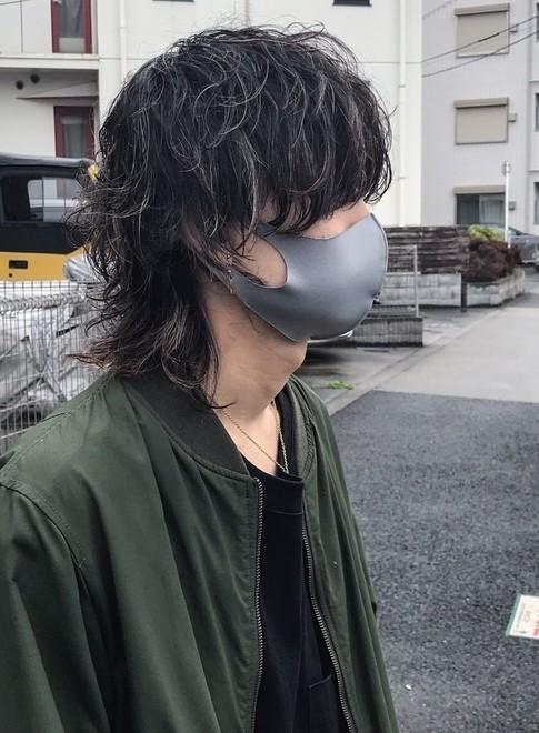 東卍ハイライト×マッシュウルフ(ビューティーナビ)