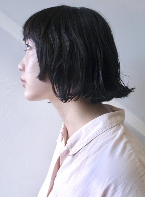 スタイリング簡単☆外ハネボブ☆(ビューティーナビ)