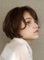 ☆ショートボブ☆(髪型ショートヘア)