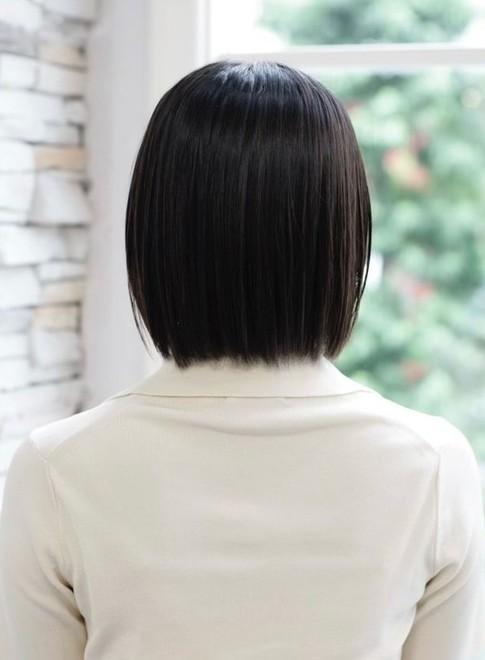 短い前髪がお洒落:大人ボブスタイル!(ビューティーナビ)
