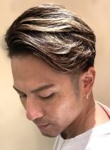 30〜40代大人男性向けヘアスタイル(髪型メンズ)