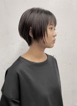 簡単にまとまる☆コンパクトショートボブ(髪型ショートヘア)