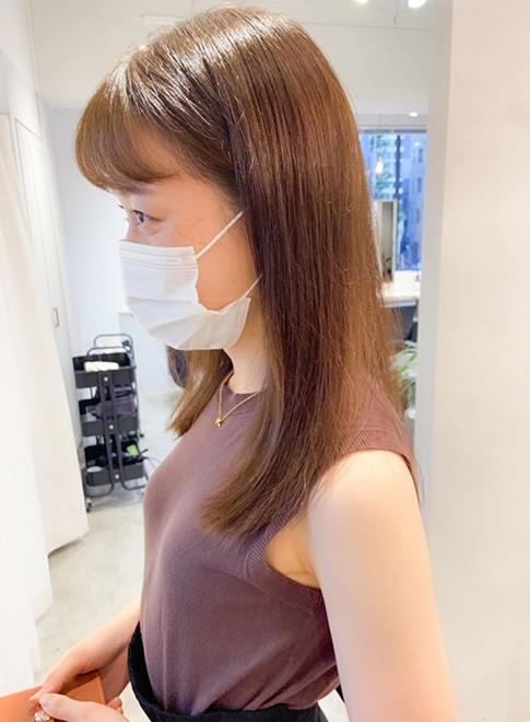 艶髪綺麗めスタイル大人ミディアム(ビューティーナビ)