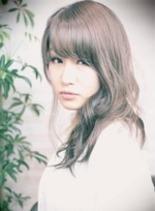 sweetシフォン(髪型ミディアム)