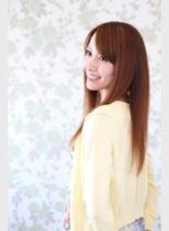 人気No1の縮毛矯正(髪型ロング)
