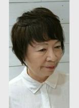 ショートスタイル(髪型ショートヘア)