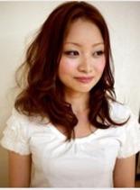 サラツヤ☆モテパーマ(髪型ロング)