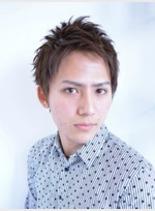 COOLツンツンショート(髪型メンズ)