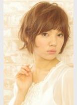 大人可愛い旬ショート(髪型ショートヘア)