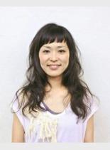 ゆるふわロング(髪型ロング)