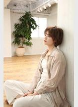 2020S/S(髪型ショートヘア)