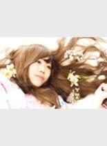 花(髪型ロング)