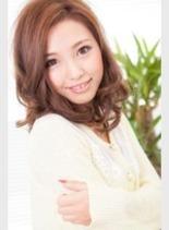 ミディアムロング(髪型ミディアム)