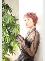 2020S/S(髪型ベリーショート)