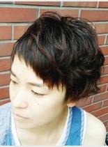 ショート(髪型ショートヘア)
