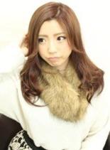 リッチ★コクカラー(髪型ミディアム)