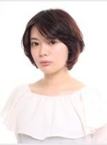 正統派ショートヘア♪(髪型ショートヘア)