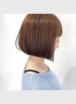 (髪型ボブ)