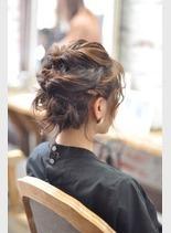 ショートヘアアレンジ(髪型ショートヘア)