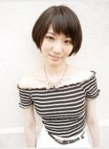 ☆ショートBOB☆(髪型ショートヘア)
