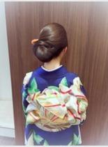 ☆結納☆アレンジアップ(髪型ロング)