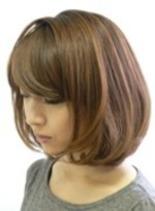 エアリーボブ(髪型ボブ)