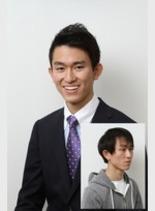 ワイルドショート(髪型メンズ)