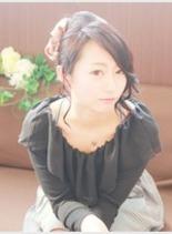パーティスウィートセット(髪型ミディアム)
